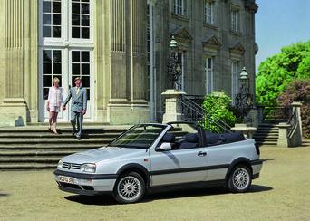 Kaufberatung VW Golf 3 Cabriolet