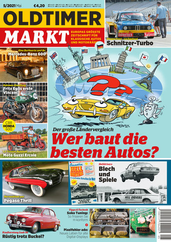 Oldtimer Markt 5/2021