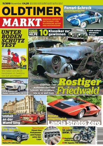 Oldtimer Markt 11/2019