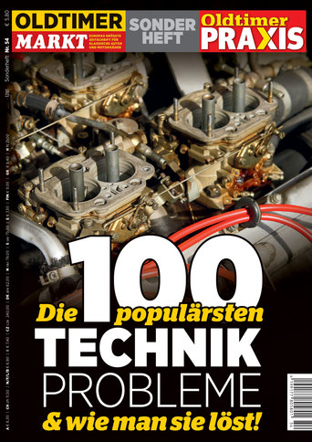 Sonderheft 54: Die 100 populärsten Technik-Probleme Erscheinungsjahr: 2014