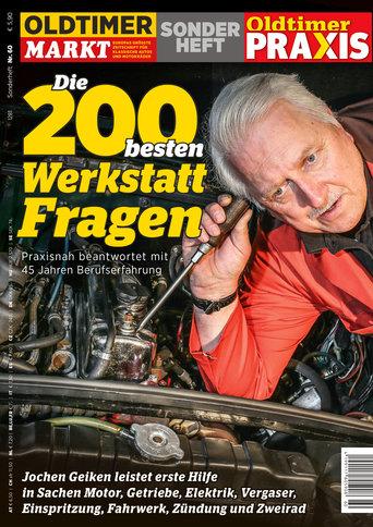 Sonderheft 60: Die 200 besten Werkstatt-Fragen