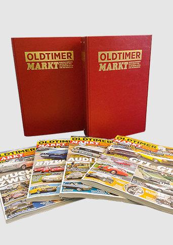 Sammelordner Oldtimer Markt