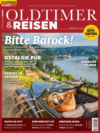 Oldtimer & Reisen 2017
