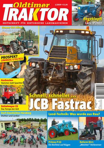 Oldtimer Traktor 1/2020