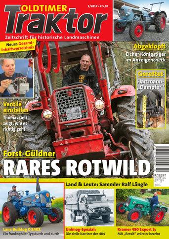 Oldtimer Traktor 2/2017