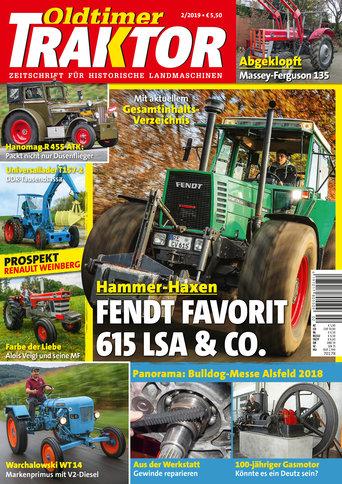 Oldtimer Traktor 2/2019
