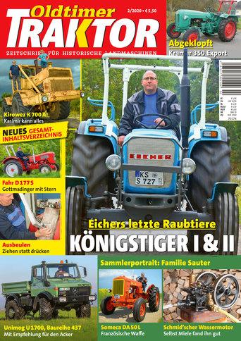 Oldtimer Traktor 2/2020