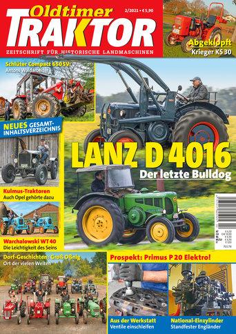 Oldtimer Traktor 2/2021