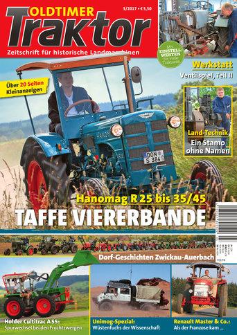 Oldtimer Traktor 3/2017