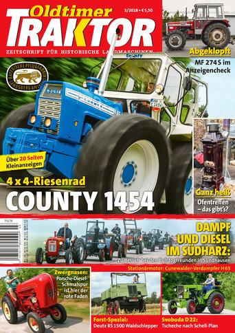 Oldtimer Traktor 3/2018