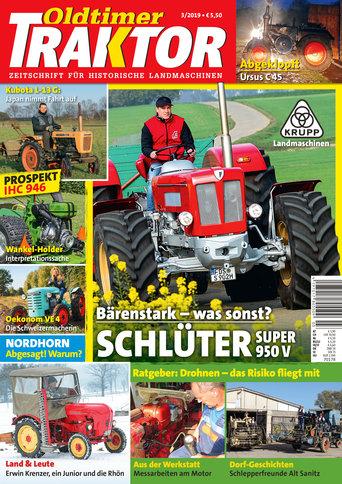 Oldtimer Traktor 3/2019