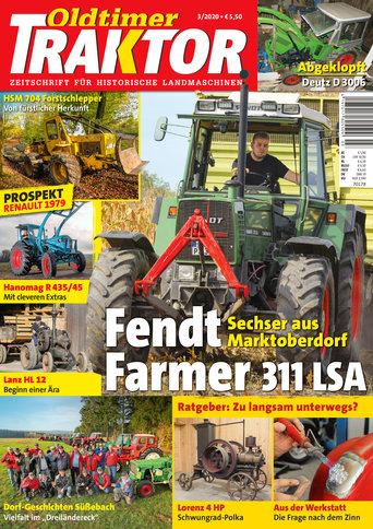 Oldtimer Traktor 3/2020