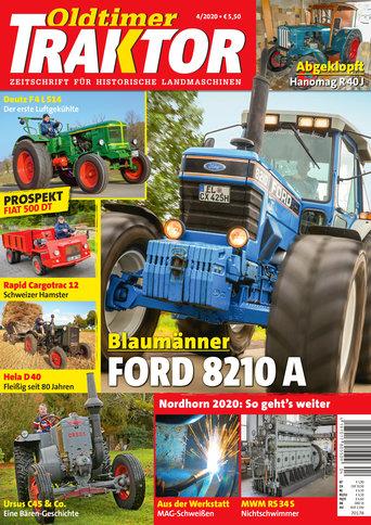 Oldtimer Traktor 4/2020