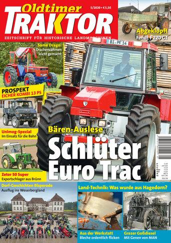 Oldtimer Traktor 5/2020