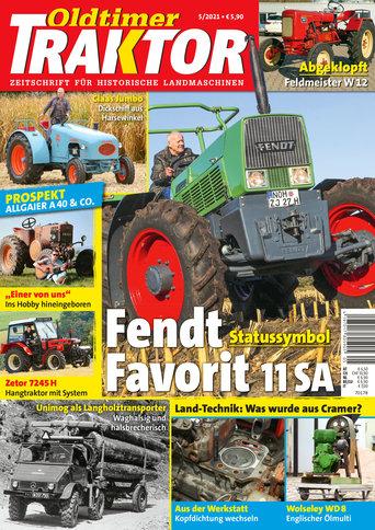 Oldtimer Traktor 5/2021