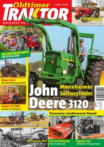 Oldtimer Traktor 7/2021