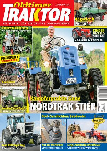 Oldtimer Traktor 11/2018
