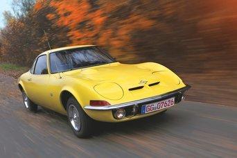 Kaufberatung Opel GT