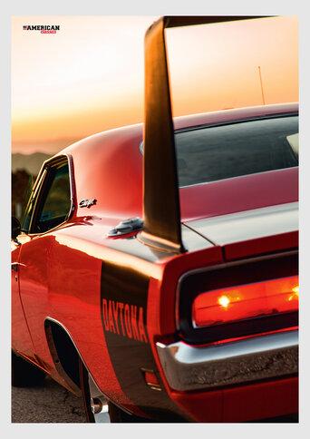 Poster Dodge Charger Daytona, 1969