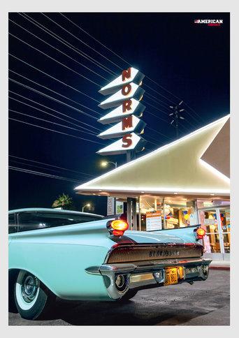 Poster Oldsmobile Dynamic 88 Holiday Sport Sedan, 1959