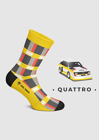 Socke QUATTRO