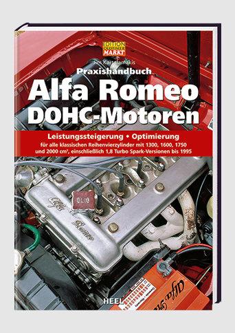 Praxishandbuch Alfa Romeo DOHC-Motoren