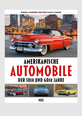 Buch Amerikanische Automobile der 50er und 60er Jahre