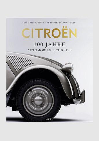 Citroën 100 Jahre Automobilgeschichte