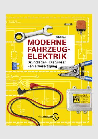 Buch Moderne Fahrzeugelektrik