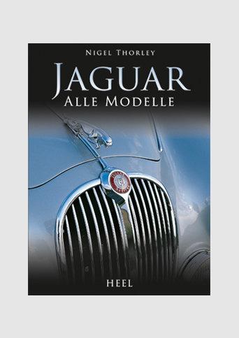 Buch Jaguar - Alle Modelle