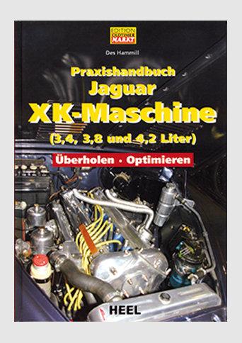 Praxishandbuch Jaguar XK Maschine