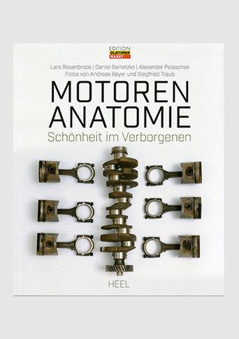 Buch Motoren-Anatomie