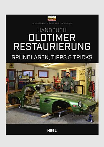 Buch Oldtimer Restaurierung