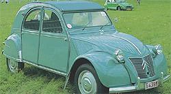 Kaufberatung Citroën 2 CV