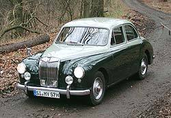 Kaufberatung MG Magnette