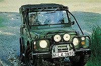 Kaufberatung Suzuki LJ 80