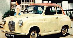 Kaufberatung Austin A 30 und A 35