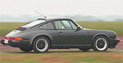 Kaufberatung Porsche911 Carrera 1983 - 1989
