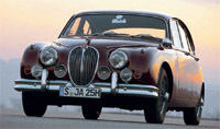 Kaufberatung Jaguar Mk II