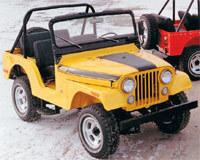Kaufberatung JeepCJ-5 bis CJ-8