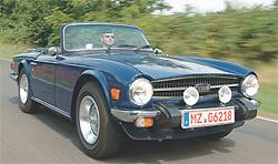 Kaufberatung TriumphTR 6