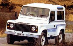 Kaufberatung Land Rover90 S4/110 S4