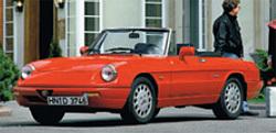 Kaufberatung Alfa RomeoSpider 2.0, Bj. 1989-93