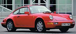 Kaufberatung Porsche 911 Carrera Baureihe 964