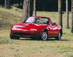 Kaufberatung MazdaMX-5
