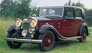 Kaufberatung Rolls Royce20/25 HP