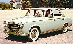 Kaufberatung Peugeot403