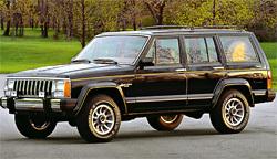 Kaufberatung JeepCherokee Baureihe XJ