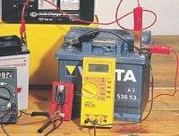 Saft und Kraft - Batterien richtig laden und überwintern