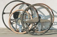 Steuerreform - Lenkräder aus Holz und Kunststoff selbst überholen